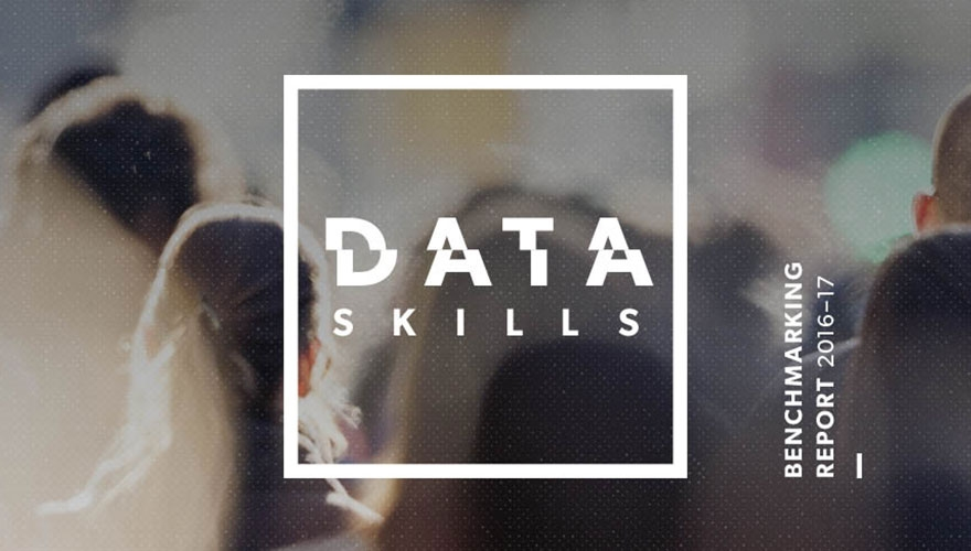 Data Skills Report reveals biggest problem areas for marketers [INFOGRAPHIC]