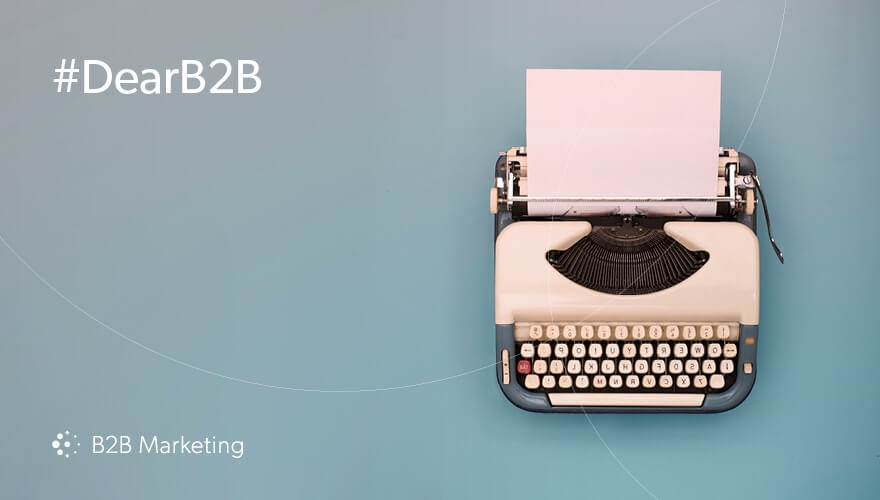 #DearB2B: How do I get started with influencer marketing? image
