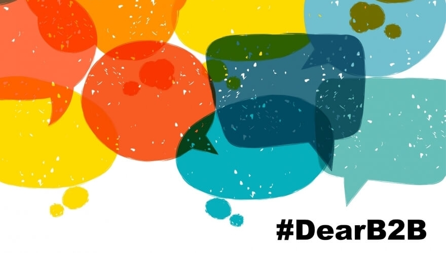 #DearB2B: How do I come up with enough content to fuel my social presence? image