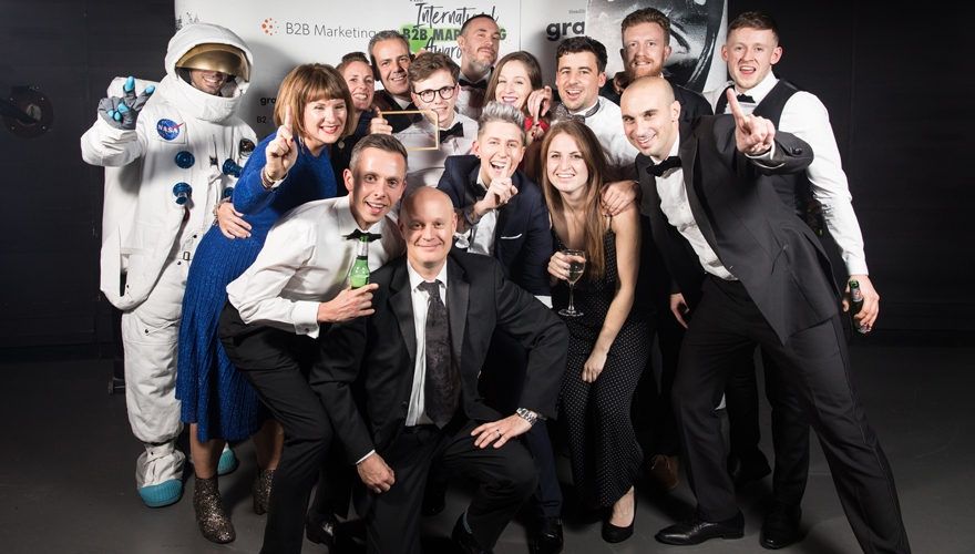 Awards case study: A year less ordinary for marketing agency of the year Earnest image