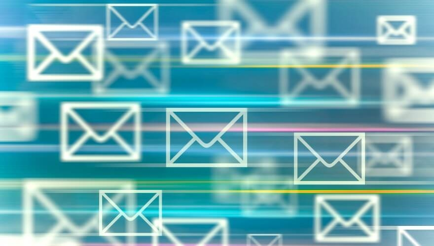Marketers fail to engage targets with email image
