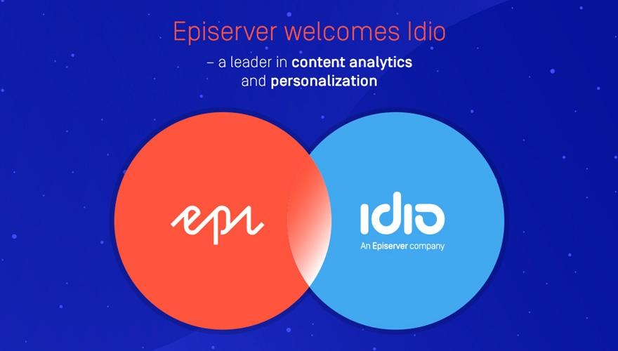 Episerver acquires Idio