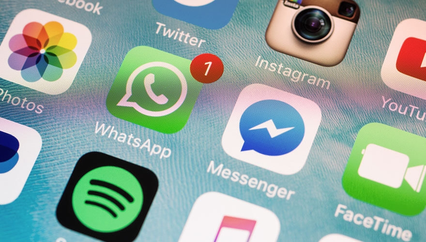 NEWS: Facebook acquires WhatsApp for £11.4bn image