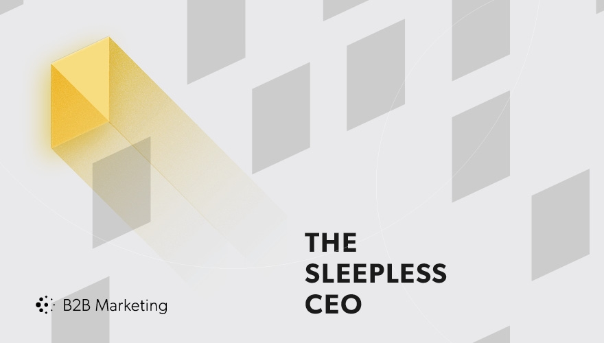 The sleepless CEO: Understanding what keeps them awake at night