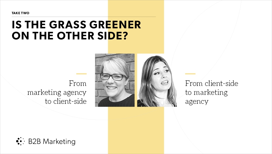 Marketing agency versus client-side: Which is better? Image