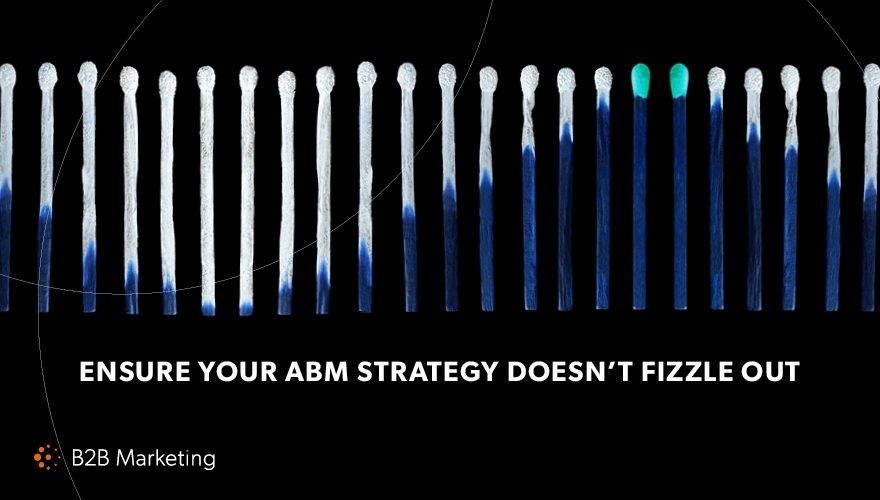How to budget and plan for your new ABM programme image