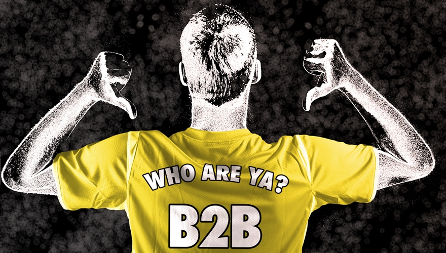 B2B brands: a potentially offensive warning and some helpful analogies