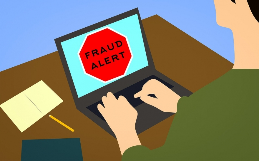 fraud prevention on computer