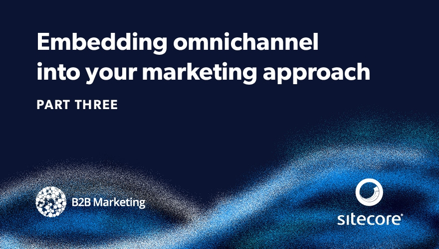 49% of B2B marketers not concerned with omnichannel ROI image