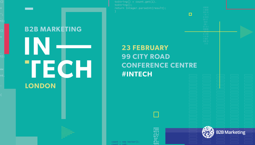 InTech Twitter chat: What did we learn about the future of technology marketing? Image