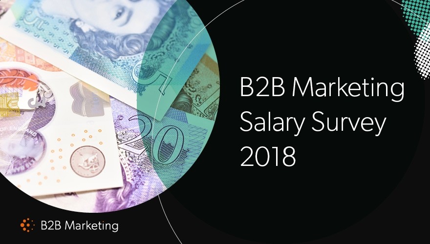 Female marketers would quit over gender pay gap, B2B Salary Survey finds image