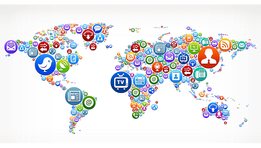 How B2B social media marketing differs across the world