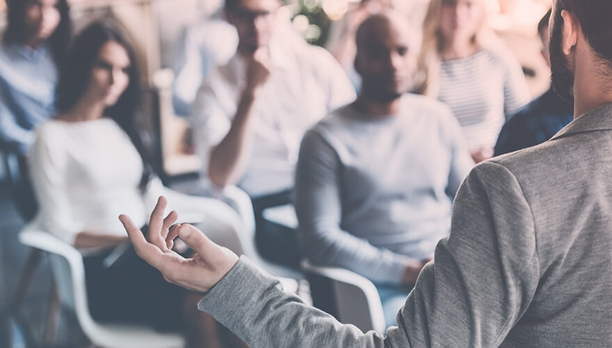 How to take your presentation skills to the next level image