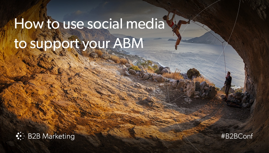 How to use social media to support your ABM strategy image