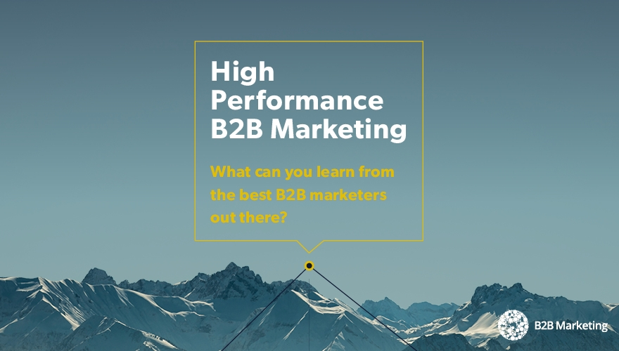 Marketers reveal their four essential success factors image