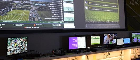 IBM's Wimbledon partnership employed impressive technology