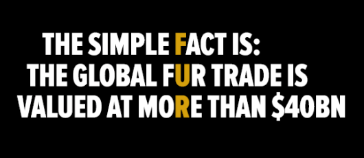 The International Fur Federation (IFF) new advertising campaign