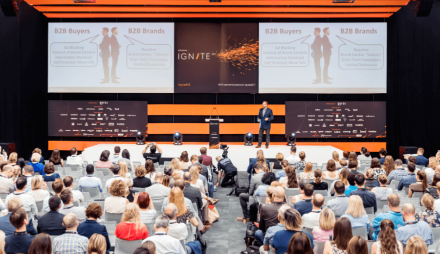 Watch two of the top keynote presentations from Ignite 2017 image