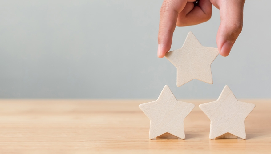 CleverTouch achieving three-stars for Best Companies