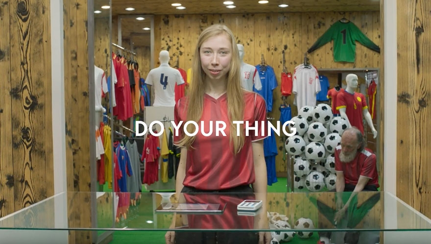 iZettle video campaign showcases small business success stories image
