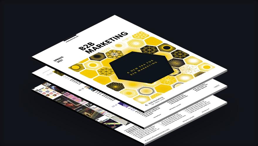 B2B Marketing magazine