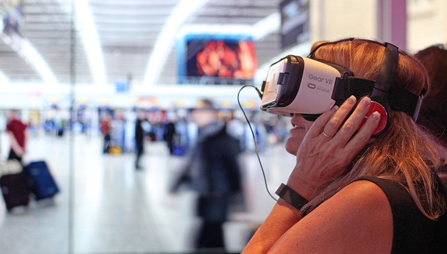 JCDecaux Airport launches virtual reality inspired campaign image