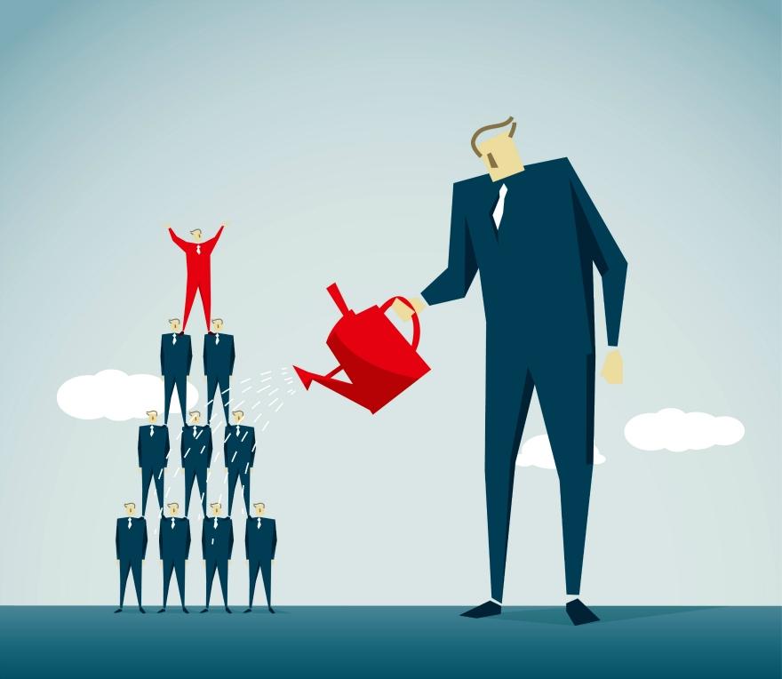 The art of reframing marketing leadership image