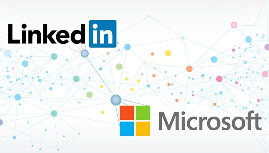 LinkedIn bidding war between Microsoft and Salesforce revealed image