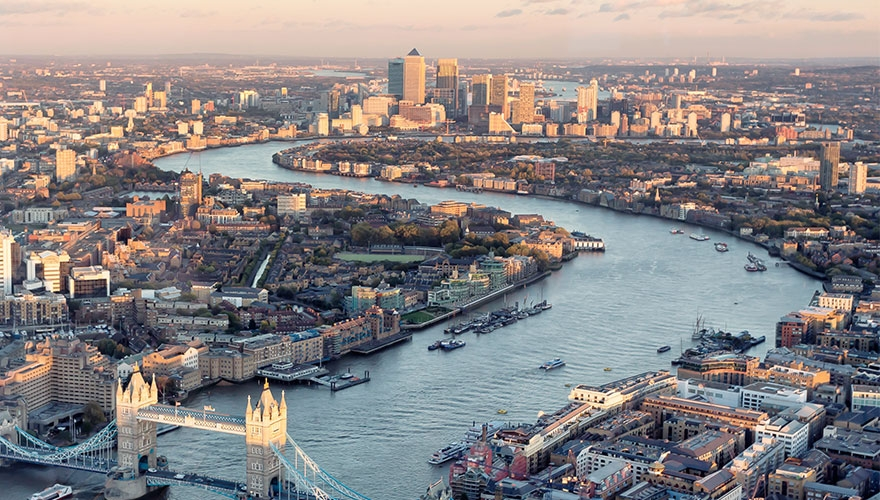 London has to adapt to be a viable base for the businesses of tomorrow