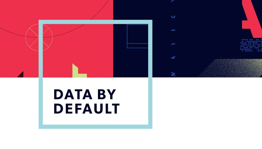 Data by default B2B Marketing magazine