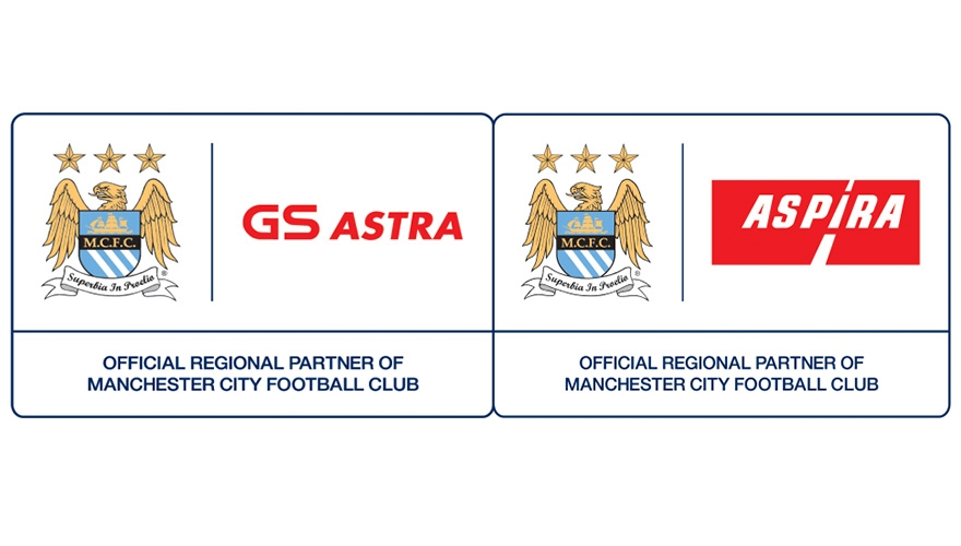 Manchester City FC has announced its partnership with Indonesian automotive component group of companies Astra Otopar image