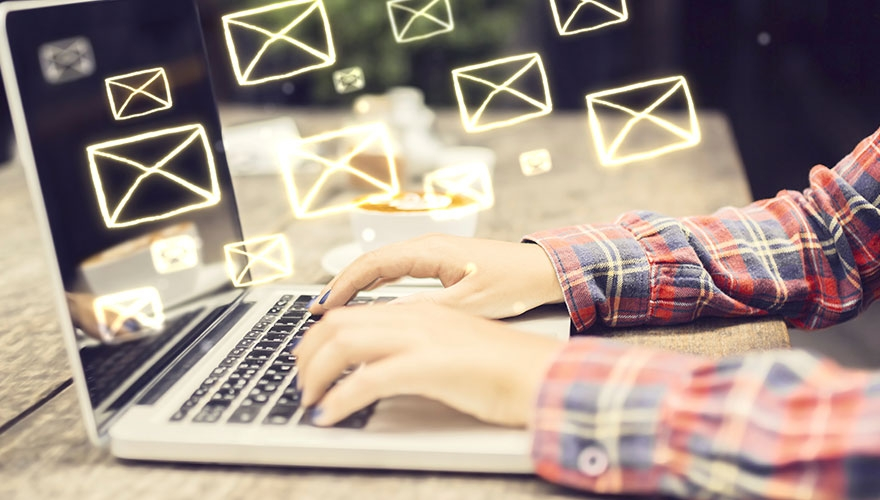 Marketers most likely to check emails outside of work hours