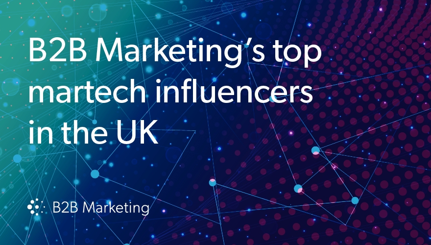 martech influencers