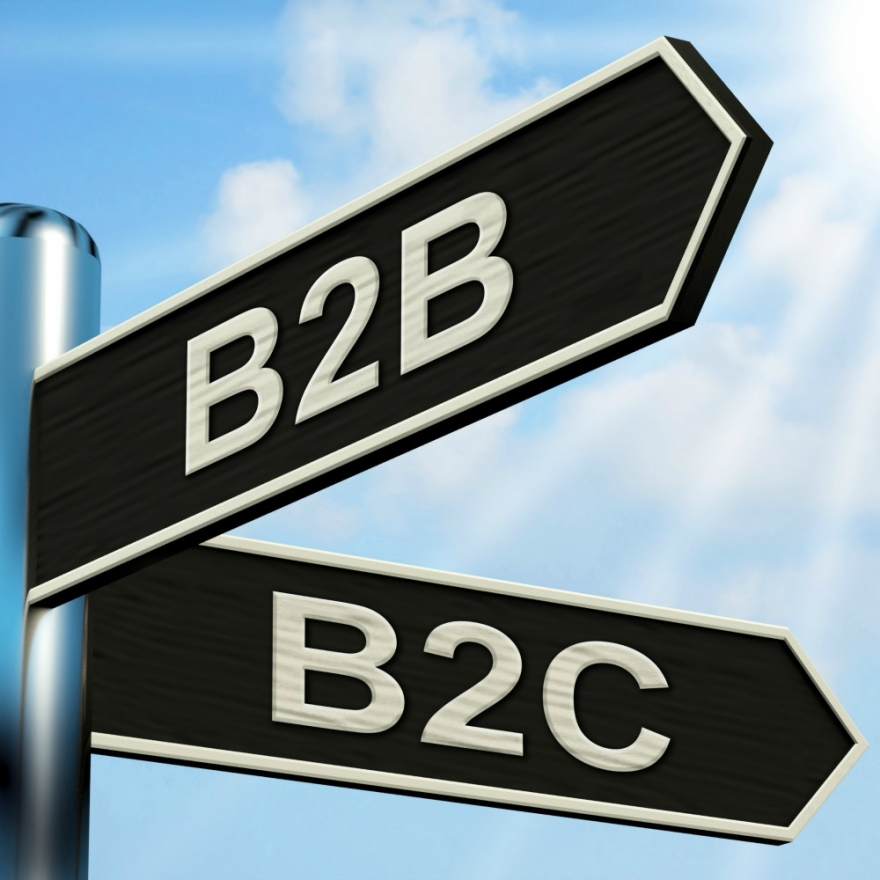 How to: Move from B2B marketing into B2B2C