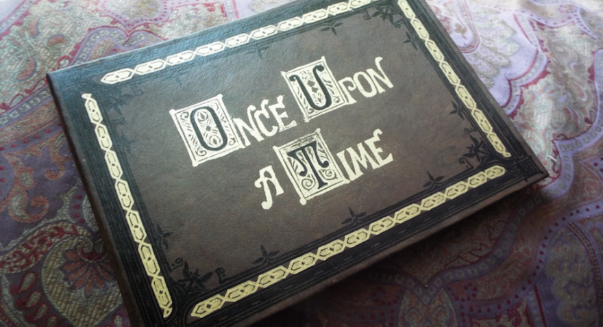 Once upon a time... The B2B marketing story