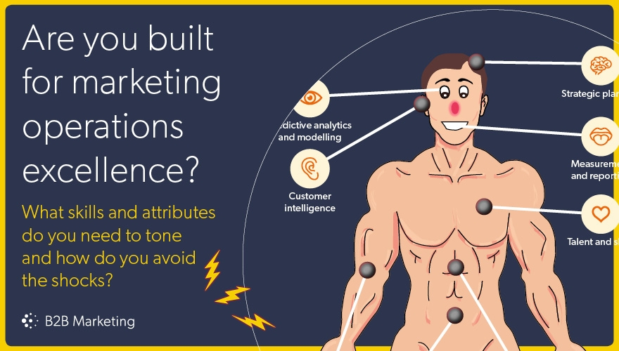 Infographic: Are you built for marketing operations excellence? image
