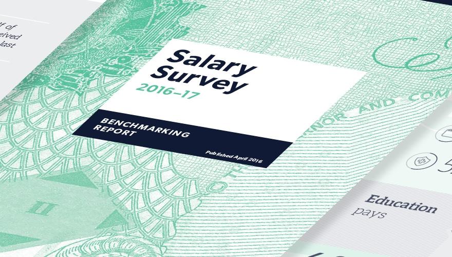 B2B Salary Survey 2016-17