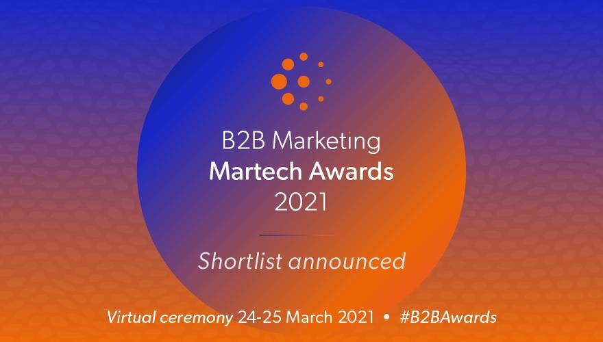 B2B Martech Awards 2021
