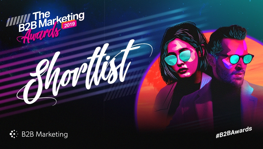 B2B Marketing Awards 2019 shortlist announced: Gravity