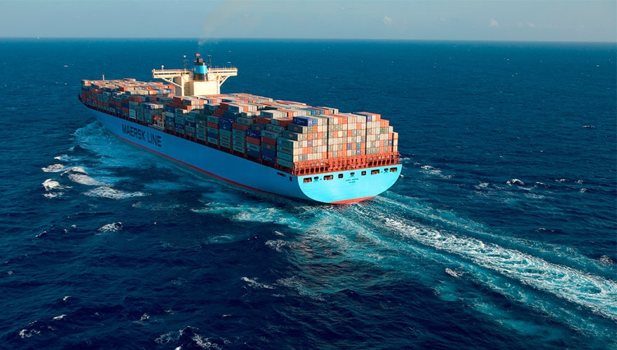 Social media review: Maersk Line