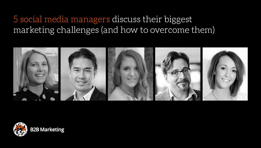 Social media managers reveal their biggest marketing challenges (and how to fix them) image