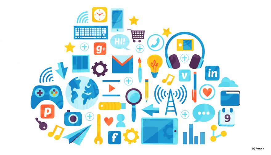 social media for 2016