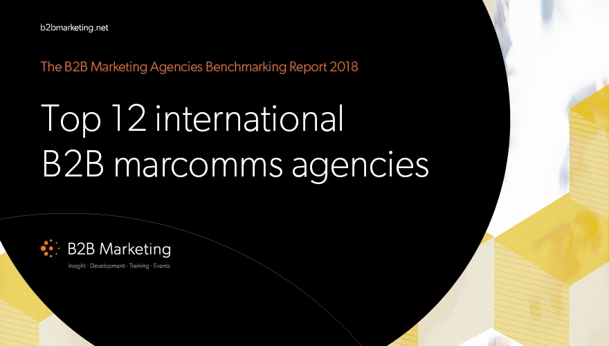 Top 12 international B2B marketing agencies revealed image