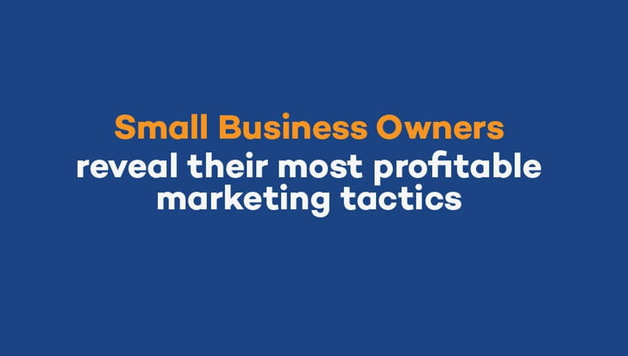 The best marketing tactics for SMEs [INFOGRAPHIC] image