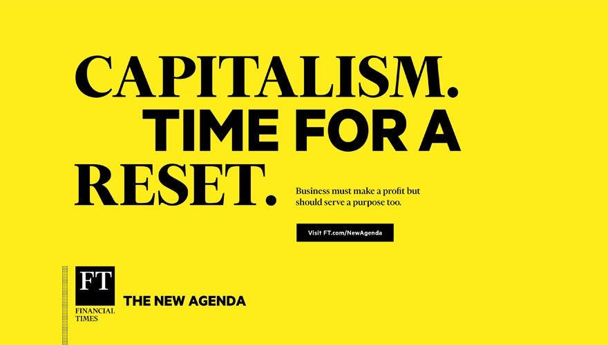 Financial Times campaign