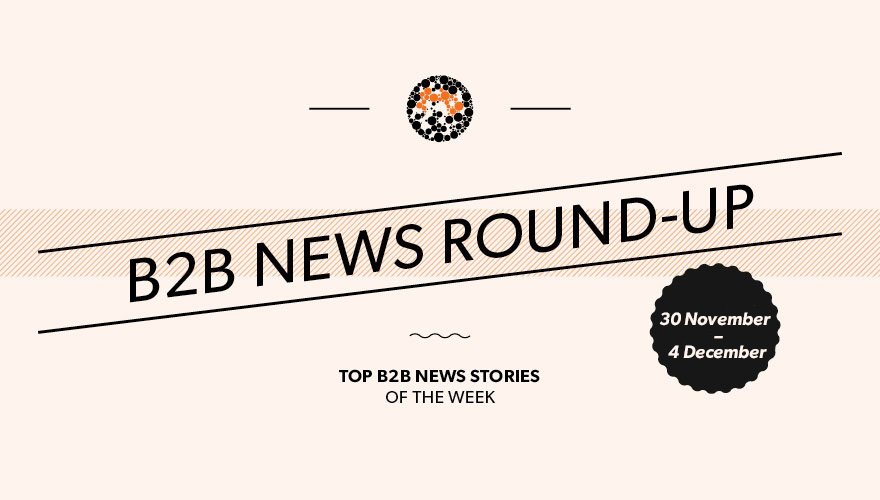 Top B2B marketing news stories