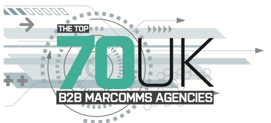 Top 70 B2B Agencies League Table
