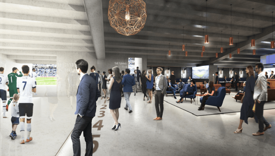 Tottenham Hotspur FC uses VR to bring in a new wave of hospitality image