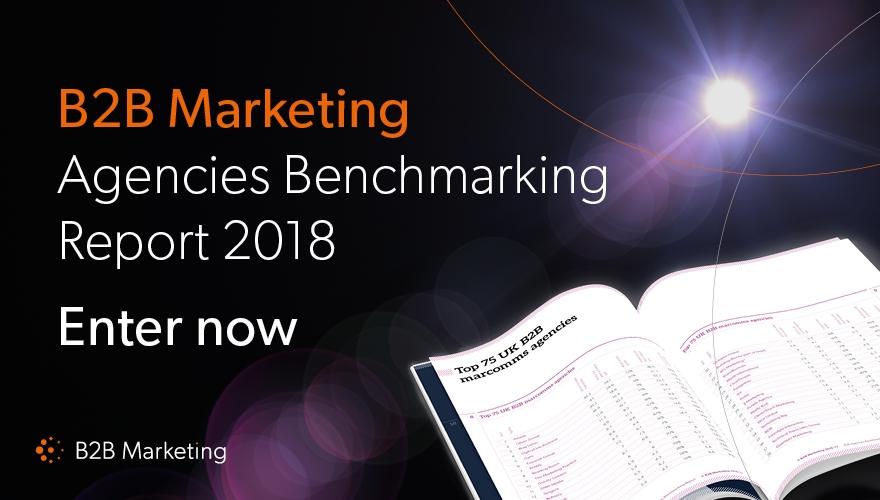 B2B Marketing launches B2B Agencies Benchmarking Report 2018 image