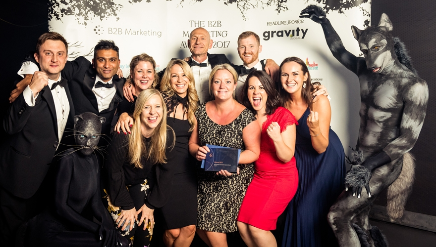 Awards case study: Lifting the lid on twogether's creative success image